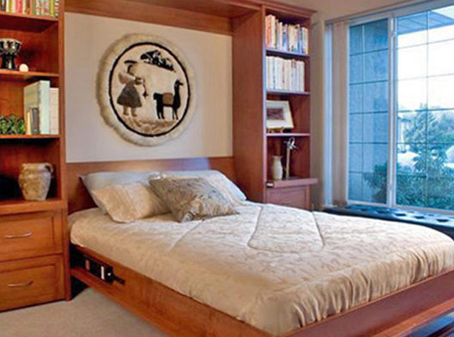 Custom Murphy Beds Comox Valley